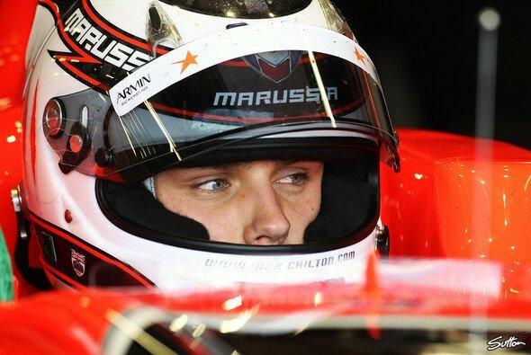 Max Chilton klettert bald wieder ins F1-Cockpit