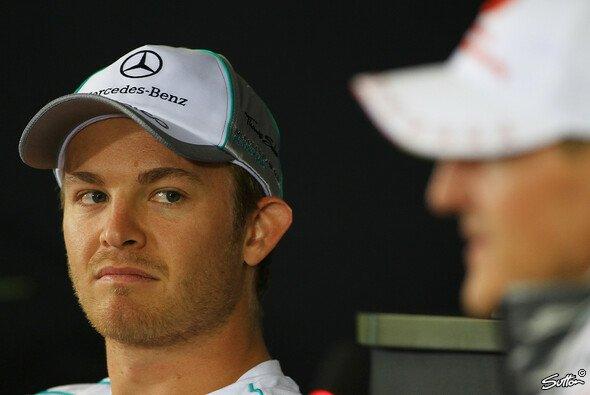 Rosberg ist in Gedanken bei Schumacher & seiner Familie