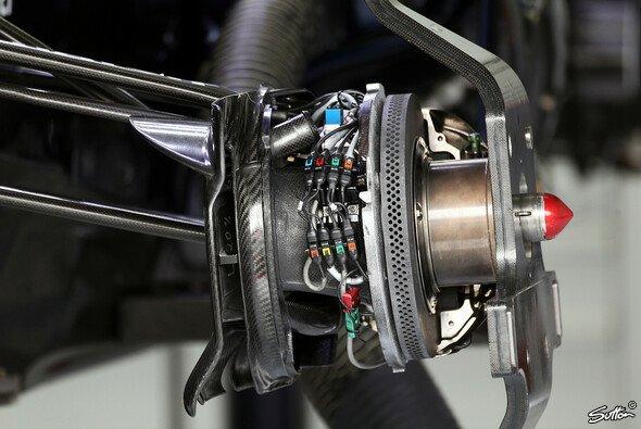 Die Bremsen waren für Red Bull ein heißes Thema