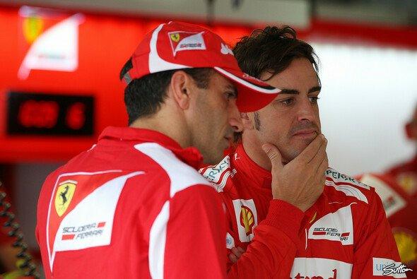 Gene räumt Ferrari geringe Chancen ein, RBR zu schlagen