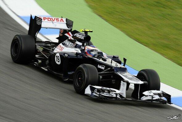 Bottas will 2013 in einem Renncockpit sitzen