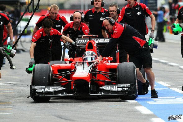 Timo Glock fährt 2013 in der DTM