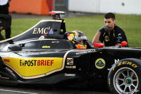 Daniel Abt verpokerte sich in Rennen 1 mit Slicks