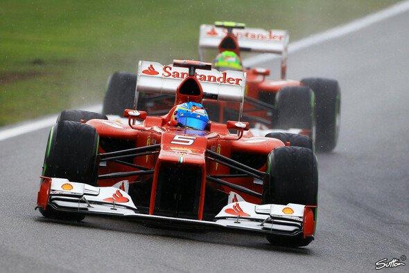 Seit 2010 hatte Felipe Massa im Ferrari-Duell zumeist das Nachsehen