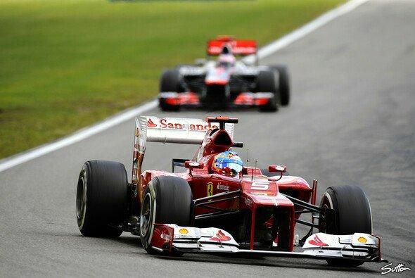 Feiert Ferrari auf dem Hungaroring den vierten Saisonsieg? - Foto: Sutton