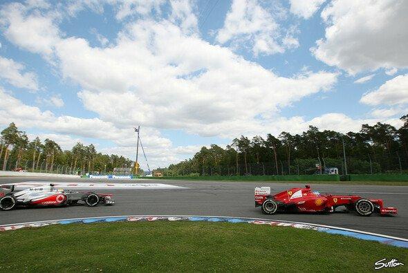 In Hockenheim könnte bereits 2013 wieder ein Grand Prix stattfinden