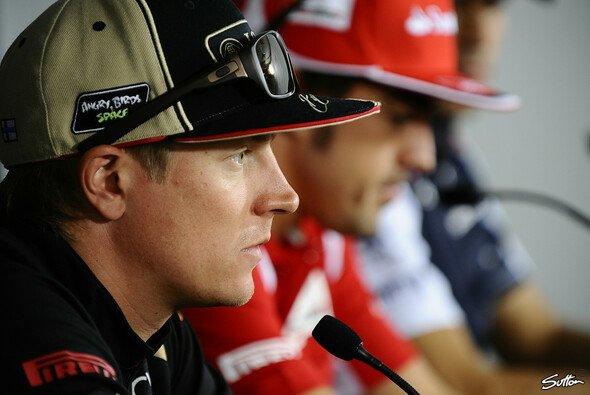 Räikkönen und Alonso - bald Teamkollegen? - Foto: Sutton