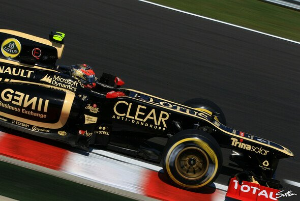 Kann Lotus McLaren in Ungarn den Rang ablaufen?