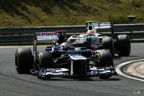Sergio Perez und Pastor Maldonado: Paydriver oder nicht?