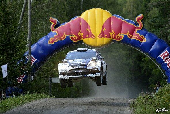 Jari-Matti Latvala ist in Finnland auf Rang drei gefahren