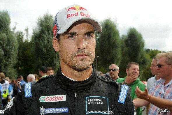 Wird Dani Sordo 2013 wieder für Citroen starten?