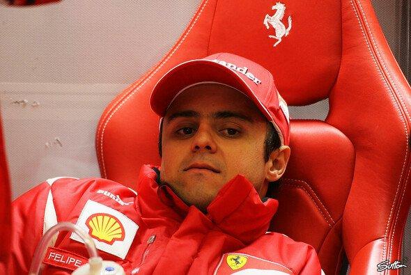 Man möchte jetzt nicht in Felipe Massas Haut stecken