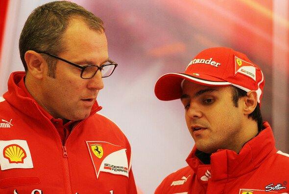 Ferrari-Teamchef Stefano Domenicali sieht keinen Grund dafür, bald eine Entscheidung zu treffen