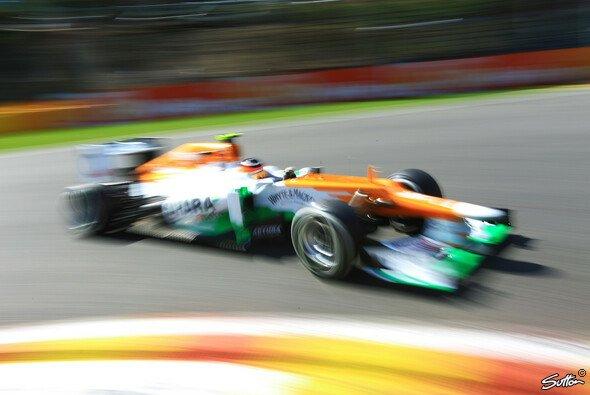 Nico Hülkenberg: Die Nummer eins bei Force India