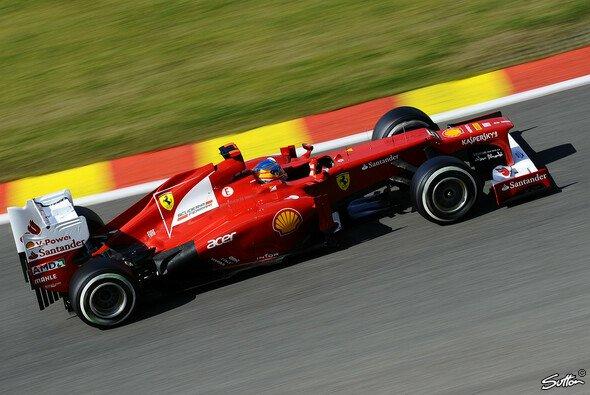 Fernando Alonso: Für immer in Rot?