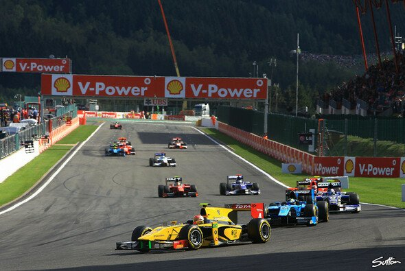 Felipe Nasr liegt in der Gesamtwertung auf Rang neun