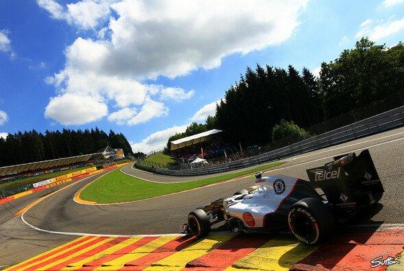 Sauber kommt mit viel Optimismus nach Monza