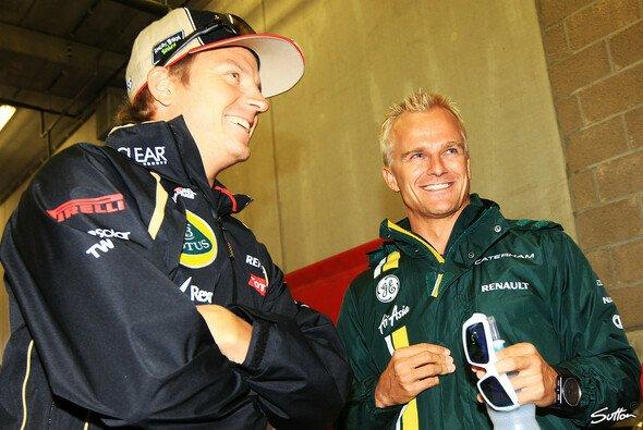 Wechselt Heikki Kovalainen wie einst Landsmann Kimi Räikkönen in den Rallyesport?