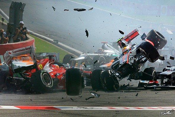 Der Spa-Crash und seine Folgen