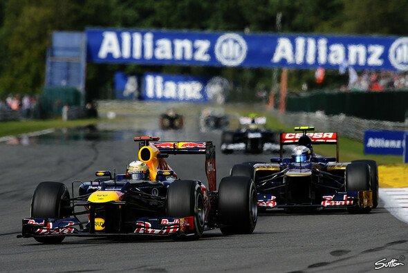 Sebastian Vettels Überholmanöver sorgt für heftige Kontroversen