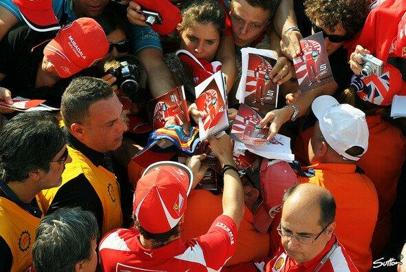 Fernando Alonso befindet sich noch in der Vorbereitung auf die neue Saison