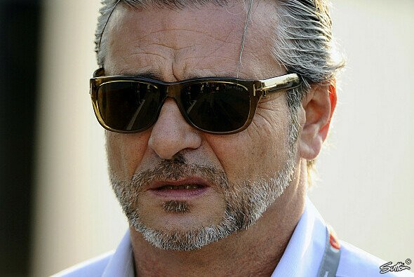 Maurizio Arrivabene ist neuer Ferrari-Teamchef - Foto: Sutton