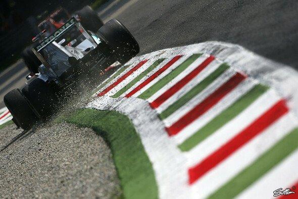 Mercedes geht den Italien GP zuversichtlich an