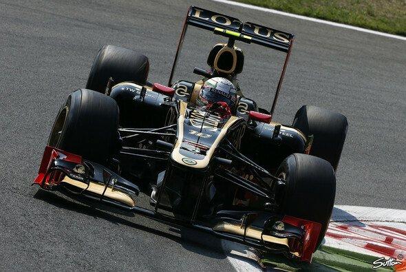 Jerome d'Ambrosio ersetzte Romain Grosjean beim Italien GP