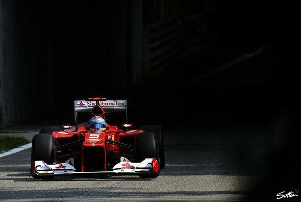 P3 und P10: Was lief bei Ferrari schief? - Foto: Sutton