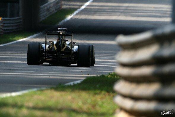 Kimi Räikkönen hatte nicht den richtigen Speed
