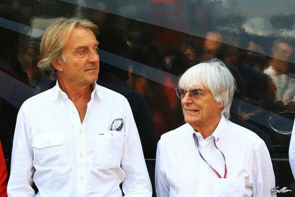 Luca di Montezemolo bezeichnet Horner als Nachfolger von Ecclestone als Witz