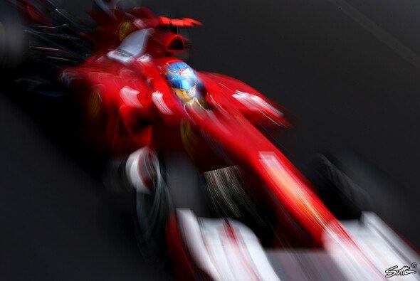 Fernando Alonso ist nicht zu stoppen