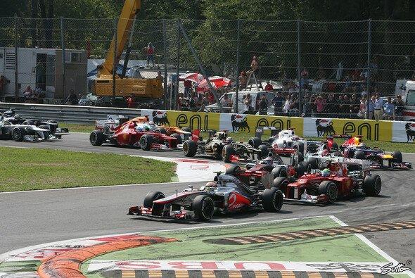 Lewis Hamilton siegt in Monza