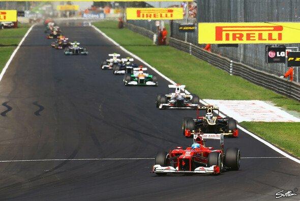 Wenn es um Ferrari, Monza und den Grand Prix geht sind die Italiener höchst emotional