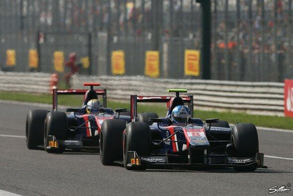 Nicht nur für iSport greift Palmer ins Lenkrad - auch für Lotus wird er testen