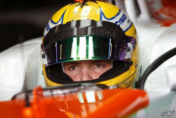Luiz Razia würde sich gerne Force India anschließen