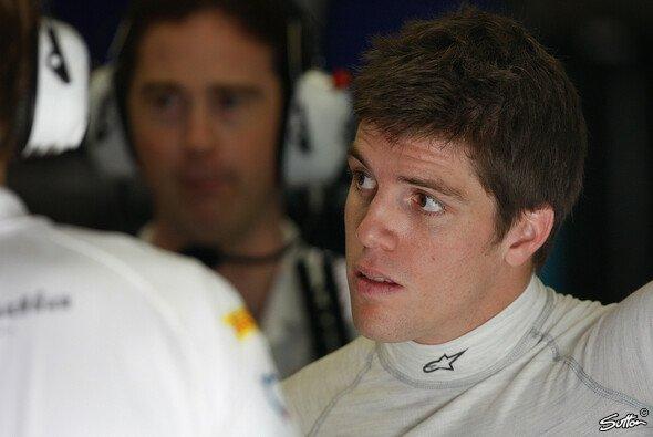 Luiz Razia: Klappt's noch mit einem F1-Cockpit?