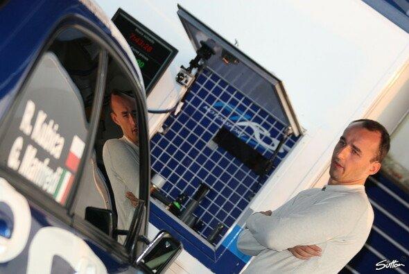 Heikles Thema: Kubica und italienische Rallye-Veranstaltungen
