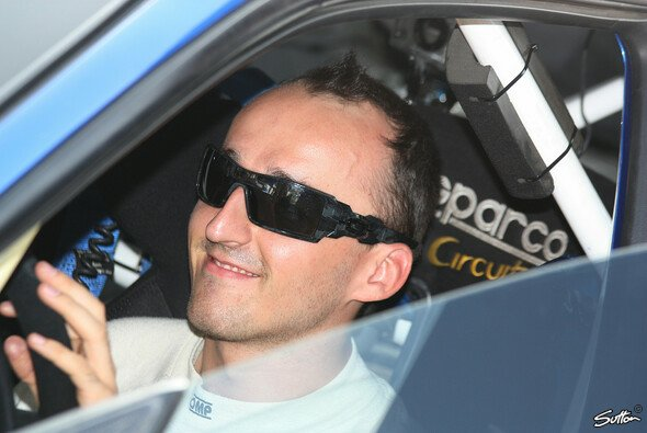 Robert Kubica will wieder in die Formel 1 - Foto: Sutton