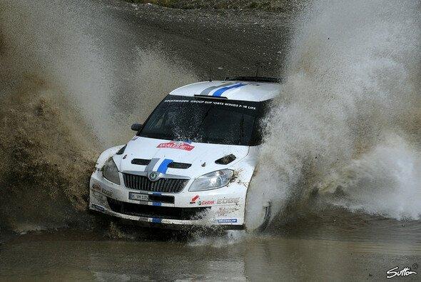 Kevin Abbring nahm seit März nicht mehr an einem WRC-Lauf teil