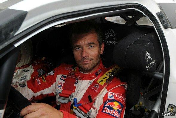 In der kommenden Saison wird Sebastien Loeb nur noch teilweise im Cockpit seines Citroen DS3 WRC sitzen