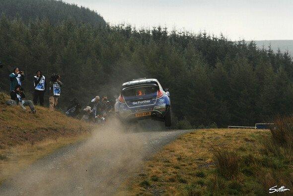 Die Rallye Großbritannien ist in den Norden von Wales umgezogen