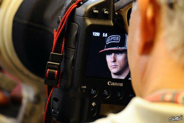 Räikkönen hat keine Lust auf den Medienzirkus - Foto: Sutton
