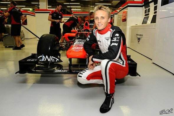 Max Chilton ersetzt Charles Pic bei Marussia