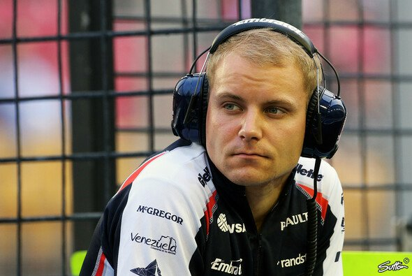 Valtteri Bottas plant am liebsten nur mit Williams - Foto: Sutton