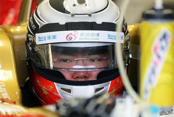Nach Angaben seines Agents wird Ma Qing Hua 2013 in Shanghai das Rennen starten