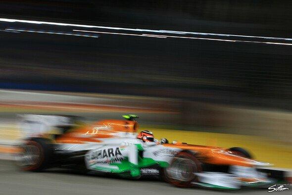 Nico Hülkenberg kehrt nach 2012 zu Force India zurück