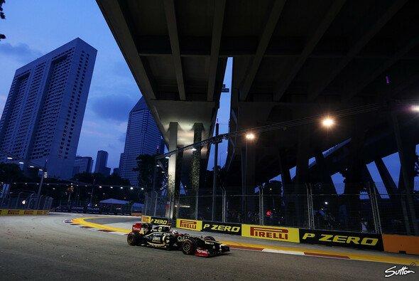 Räikkönen fuhr im Vorjahr auf P6 - Foto: Sutton