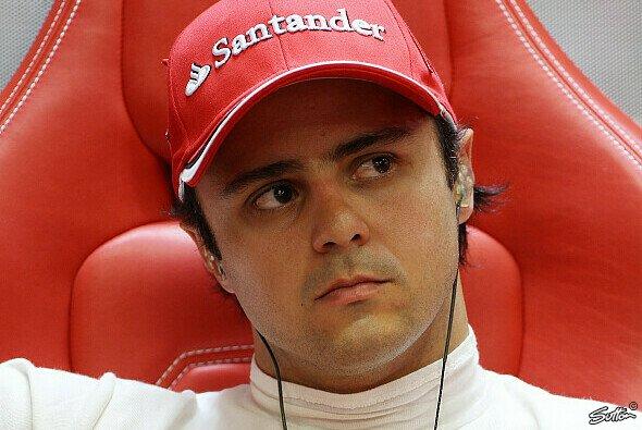 Massa auf Senna nicht gut zu sprechen