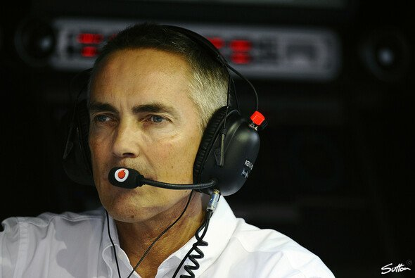 Martin Whitmarsh redet sich bei der Mentalität in der Formel 1 in Rage